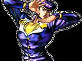 Josuke Higashikata (Part 4)