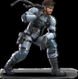 Solid Snake SSBU
