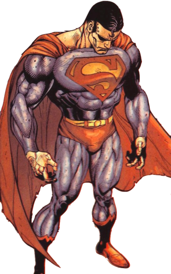 Image result for cosmic armor superman comic
