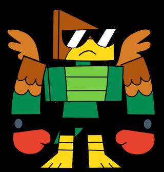 Hawkodile