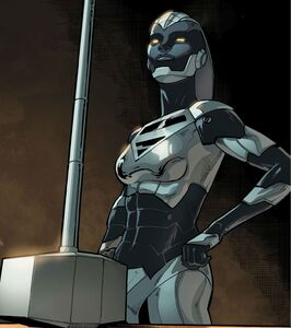 Natasha Irons Steel