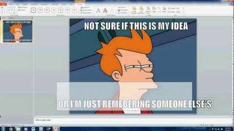 MemeAvenue - How to make a meme using PowerPoint
