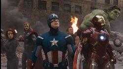 Marvel Cinematic Universe - Captain America 136