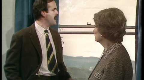 A room with a view - Fawlty Towers - BBC