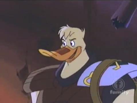 Canard Thunderbeak Fictional Characters Wiki Fandom Powered By Wikia
