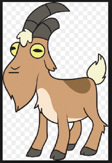 Gompers the Goat