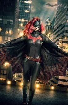 Kate Kane Batwoman Arrowverse