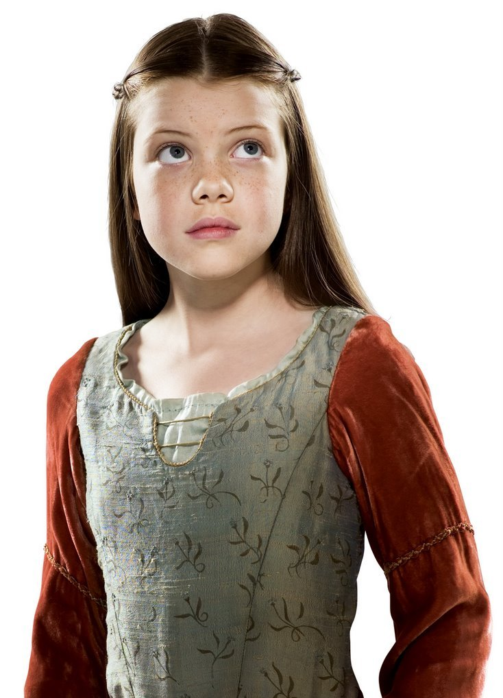 Lucy Pevensie Fictional Characters Wiki Fandom Powered