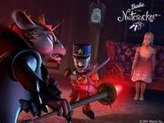 Mouseking with the nutcracker
