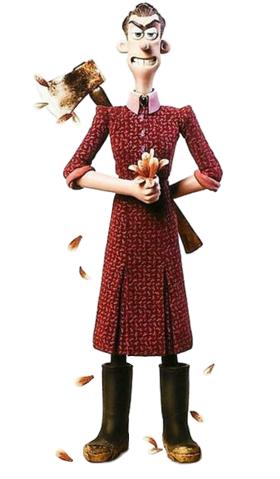 Mrs tweedy (chicken Run)