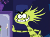 Bendy (Foster's Home for Imaginary Friends)