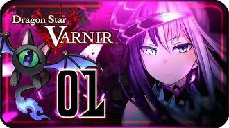 Dragon Star Varnir Walkthrough Part 1 ((PS4)) English ~ No Commentary ~ Chapter 1