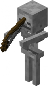 Skeleton (Minecraft)