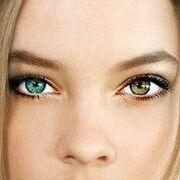 Mismatched Eyes