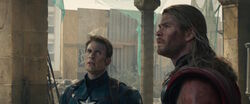 Marvel Cinematic Universe - Captain America 141