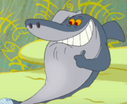 Sharko is Happy Now