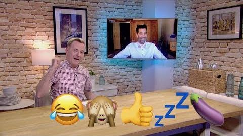 World Emoji Day on STV2! 😂🙈👍💤🍆 ??
