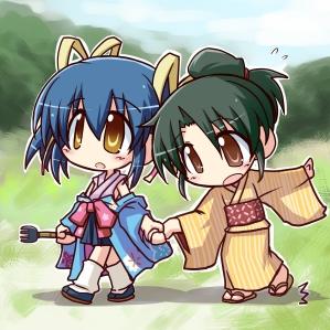 Catching Daughter for Moe no Sakura