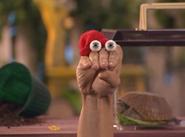 Oobi Kako Noggin Nick Jr Hand Puppet TV Show Character 11
