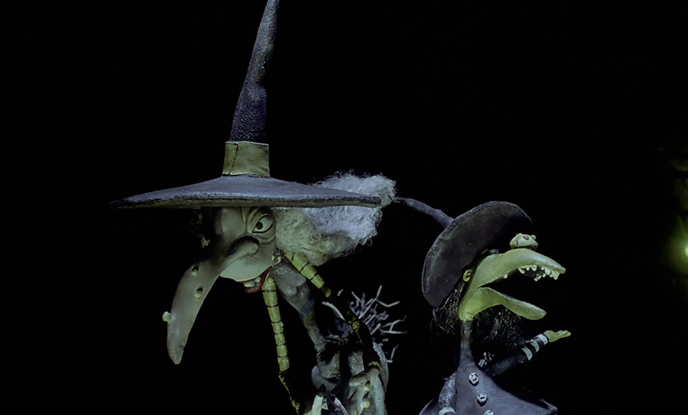 witches from the nightmare before christmas - What Is The Nightmare Before Christmas About