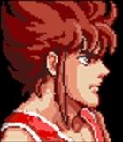 Ryuhi Face 2 for Hiryuu no Ken S Golden Fighter