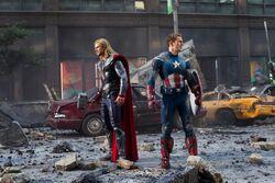 Marvel Cinematic Universe - Captain America 85