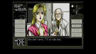 "Dead of the Brain NEC PC-9801 ""ENGLISH"" FairyTale 1992 (Part 3 7)"