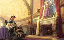 Rapunzel Story 6