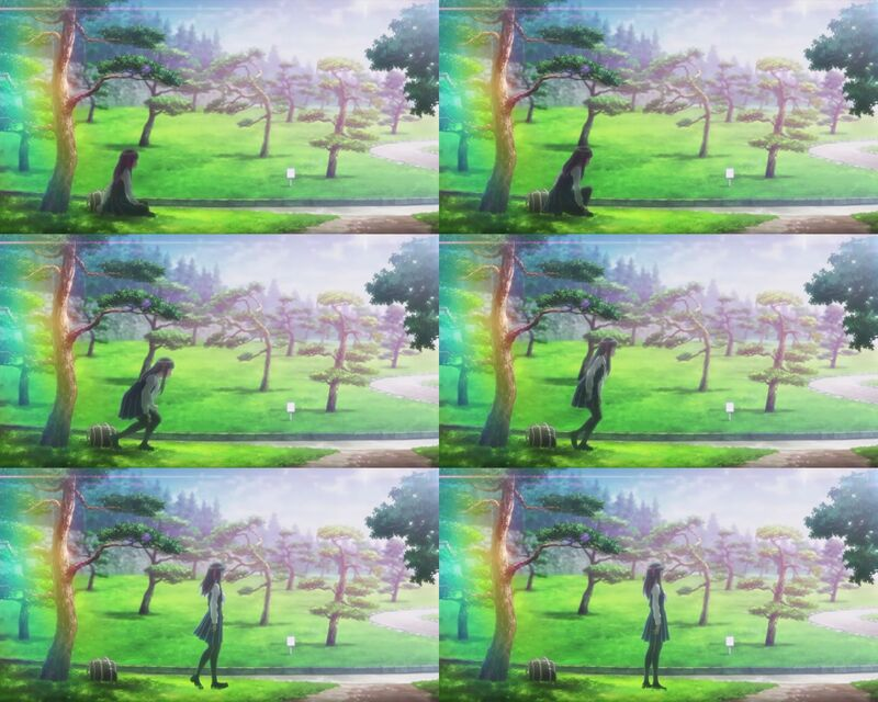 Aya Fumino Opening Cutscene 3