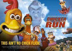 Chicken Run characters