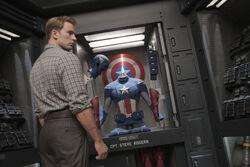 Marvel Cinematic Universe - Captain America 2