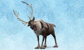 Sven (Frozen)   Fictional Characters Wiki   FANDOM powered ...
