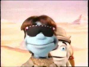 Muppet Bubbles Sunglasses
