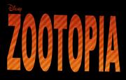 Zootopia (2016) Logo