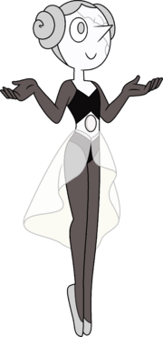 White Pearl (eye open)