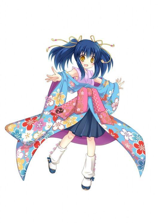 Yae Yamamoto for Moe no Sakura (Children Era)