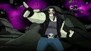 Lobo vs hawkman JUSTICE LEAGUE ACTION 0000048794