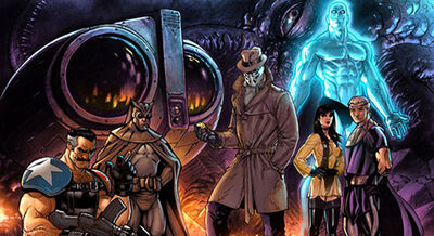 Watchmen-Characters