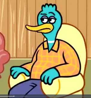 Melissa (Queer Duck)