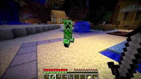 Minecraft Mobs- Creeper
