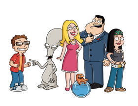 American Dad! characters