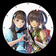 Root Letter and God Wars 10th Anniversary Memorial Clock