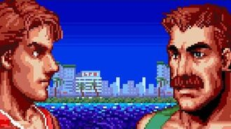 4K 60fps longplay Ultimate Fighter 飛龍の拳スペシャル ゴールデンファイター - SNES (tool-assisted)