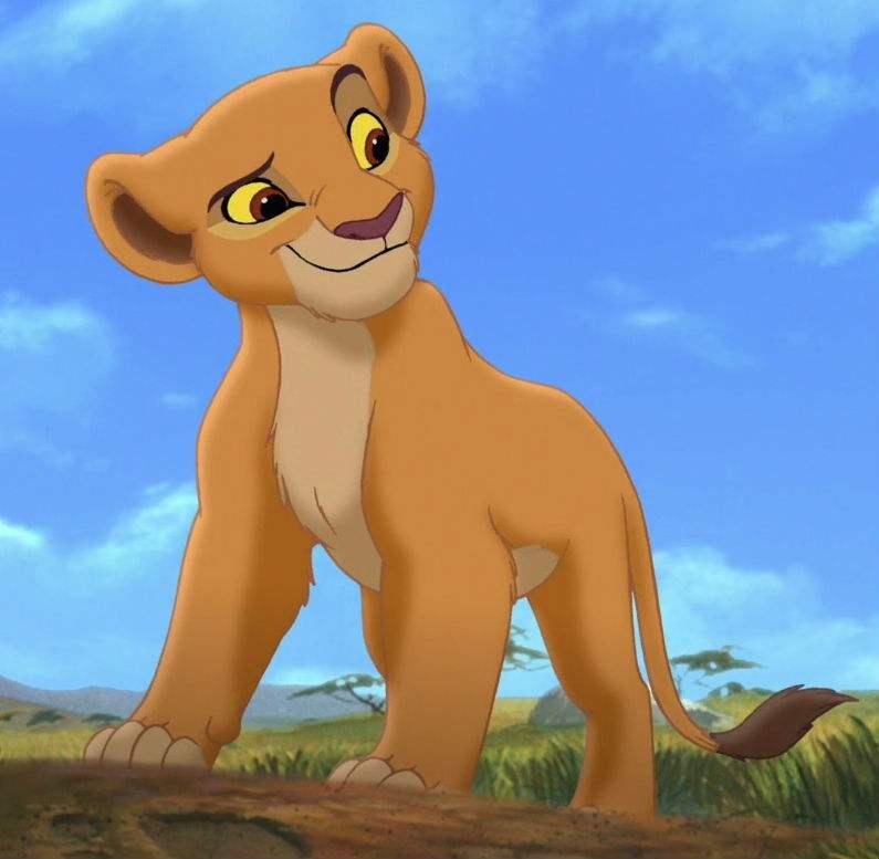 kiara  the lion king