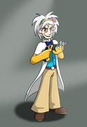 Favorite character dr two brains by kudretkundaci-d8br4n6