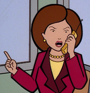 Helen Morgendorffer phone