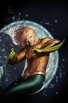 Aquaman Arthur Curry