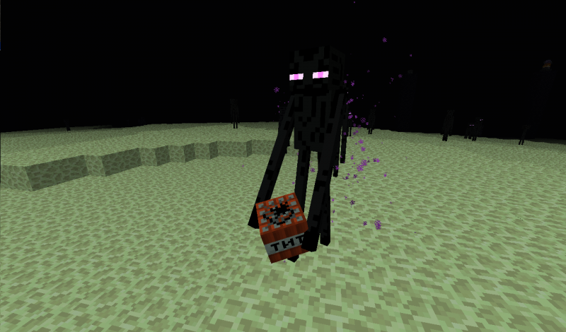Enderman Fictional Characters Wiki FANDOM Powered By Wikia - Minecart minecraft teleport to player