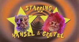 Hansel and gretel (terror toons)