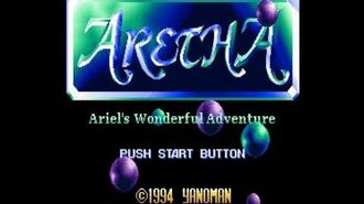 Aretha II Ariel no Fushigi na Tabi (SUPER NINTENDO) Part 1